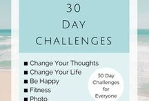 {30 Day Challenges}