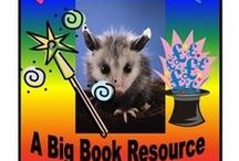 FREE Big Book Activities / Literacy Resources for Primary School (K-6). Free Big Book Activities, teaching resources, worksheets, printables.