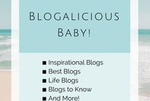 Blogalicious Baby! / Beautiful blogs to inspire...to be...to create...to follow