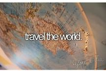 Bucket List / Places I want to visit & things I want to do / by Jayde Matthews