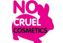 Against animal testing / Beauty is without cruelty for me / by Beatrice