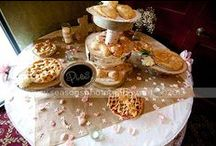 Professional Tipsy Pie Photos / A mixture of weddings photos and professional pie pictures.
