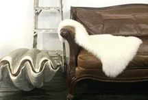 Styling with Sheepskins & Cowhides