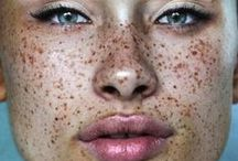 // freckle face beauty // / by Jill Smith