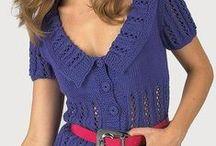 Oděvy pletené - halenky