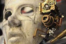 Prosthesis & Cyborgs concept art