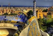 Barcelona / Best tips about Barcelona: where to live, the best neighbourhoods to stay for tourists, transportation,...