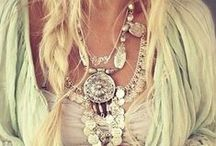 boho style / boho | boho chic | hippie | bohemian fashion and style - just because it feels so good. / by The Art of a Beautiful Life