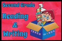 Reading and Writing for Second Grade / Reading and Writing resources for teaching Second Grade. Teach in a Box. Teaching resources made by Australian Teachers. To pin to this board, write to: paul@teachyourchildrenwell.com.au