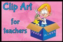Clip Art for Teachers / Clip Art for Teachers