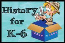 History for K-6 / History for K-6