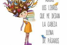 Libros, libros , libros y más libros