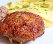 Recepty - maso mleté