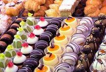 Cukroví svatební, koláčky