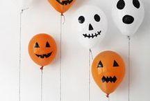 Planificación para la fiesta de Halloween para niños / Planning a party for halloween
