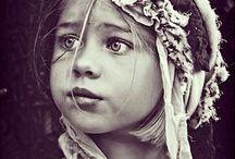world travel photography of kids