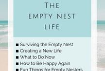 Empty Nest Life | Surviving the Empty Nest | Creating a New Life