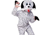 Mascot Costumes / Sure to put a smile on every face! Perfect for fancy dress parties, Hallowe'en, sports and charity events, commercial promotions, shop and business promotions or just for a great laugh!