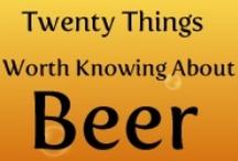 What Else? Beer.