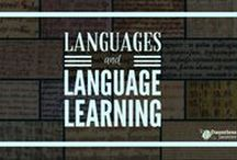 Languages & Language Learning / All photos, graphics, and links related to languages and language learning.