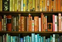 De libros / Los libros y su ambiente. El rincón de la lectura, tu sillón y tu marcapáginas. La librería con tus libros favoritos...