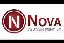 Nova Custom Printing TV