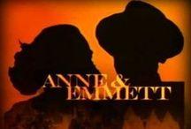 Anne and Emmett / The play is a fictional conversation between Anne Frank and Emmett Till