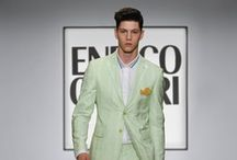 Enrico Coveri SS 2013 Menswear