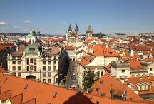 Czech Republic / A dream comes true for me when I finally visit the Czech Republic.