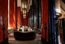 Charm Hotel Lobby Lounge / by daniel suganda