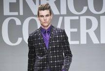Enrico Coveri FW 2013 2014 Menswear