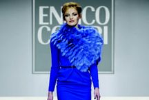 Enrico Coveri F W 2013 2014 Womenswear