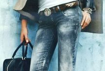 Jeans / 1969 to 20.. Jeans collection / by Roy Dewan