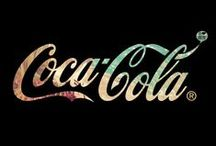 The Coca Cola Dream / What I believe is the worlds most recognised brand. This board is proof.
