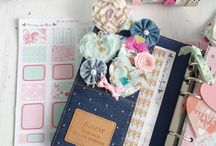 Planner / Filofax, Kikki K, and so many more. Adorably decorated and perfectly planned.