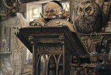 Illustration - Картины и картинки / by Aleks