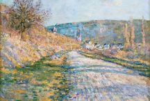 Claude Oscar Monet / 프랑스, 인상파, 클로드 모네