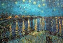 Vincent willem van Gogh / 네덜란드, 인상주의, 빈센트 반 고흐