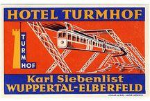 Wuppertal, Allemagne / Un prochain périple ?