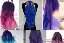 hair colours!