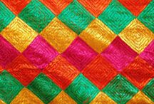 Phulkari Grand / Eat pray love and Phulkari