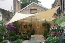 outdoor spaces / privacy screens