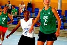 """BARCELONA TRIP / """"Team spirit, motivation, cheering, support, laughs, smile and love were definitely on the top of the agenda at SUMMER HOOPS BARCELONA. This is why we love the game..."""" The Regals"""