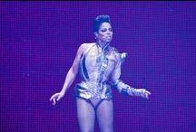 02. Performances & TV / Janet Jackson's live performances and TV appearances.