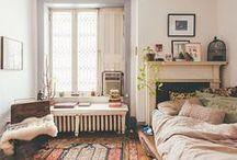 Bedroom's decorations ideas