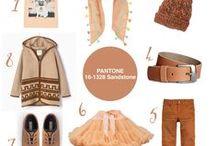 Colour Your World   #15 Pantone® Sandstone