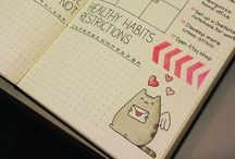 Bullet Journal / More than a pretty to do list. Ideas to organize, plan, and write.