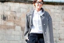 TWO think: slacks and tops. no blazer, no problem.