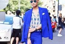 THREE think: suit separates & dresses. The informal formal attire.