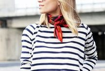 Stripes // How to Wear Argent